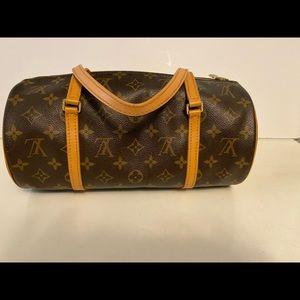 Louis Vuitton Papillon 30 handbag.